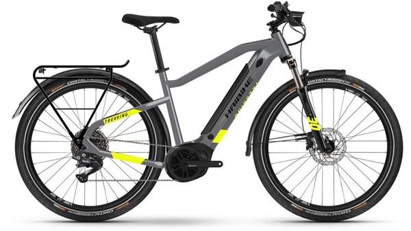 Haibike Trekking 6 2021 - Electric Hybrid Bike