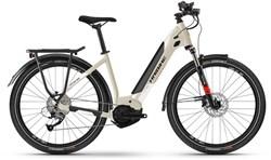 Haibike Trekking 4 Lowstep 2021 - Electric Hybrid Bike
