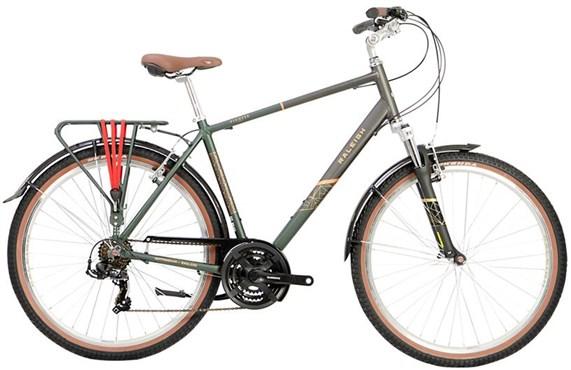 "Raleigh Pioneer Trail 27.5"" 2021 - Hybrid Classic Bike"