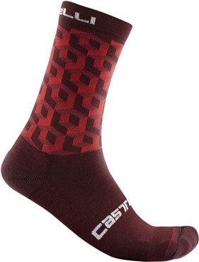 Castelli Cubi 18 Socks