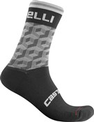 Castelli Cubi Womens 15 Socks