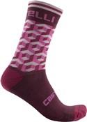 Castelli Cubi Womens 15 Socks