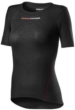Castelli Prosecco Tech Womens Short Sleeve Base Layer