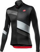 Castelli Mid Thermal Pro Long Sleeve Full Zip Jersey
