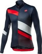 Castelli Mid Thermal Pro Long Sleeve Full Zip Jersey