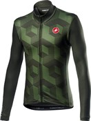 Castelli Cubi Long Sleeve Full Zip Jersey