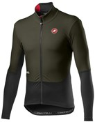 Castelli Nano Mid Wind Long Sleeve Full Zip Jersey