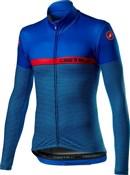 Castelli Marinaio Long Sleeve Full Zip Jersey