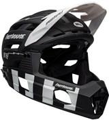 Bell Super Air R Spherical Full Face MTB Cycling Helmet