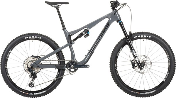 "Nukeproof Reactor 290 Elite Carbon 29"" Mountain Bike 2021 - Trail Full Suspension MTB"