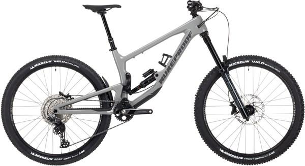 Nukeproof Giga 275 Carbon Comp Mountain Bike 2021 - Enduro Full Suspension MTB