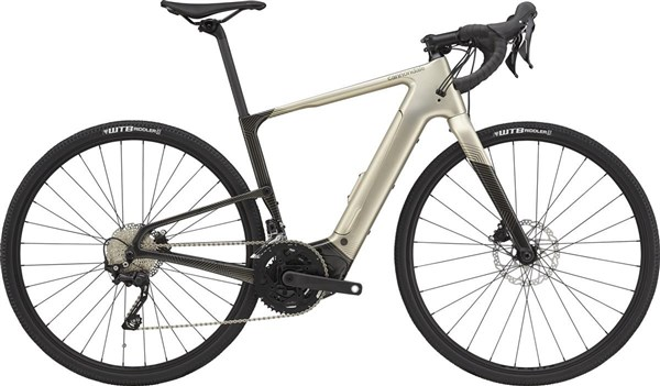 Cannondale Topstone Neo Carbon 4 - Nearly New - M 2021 - Electric Road Bike