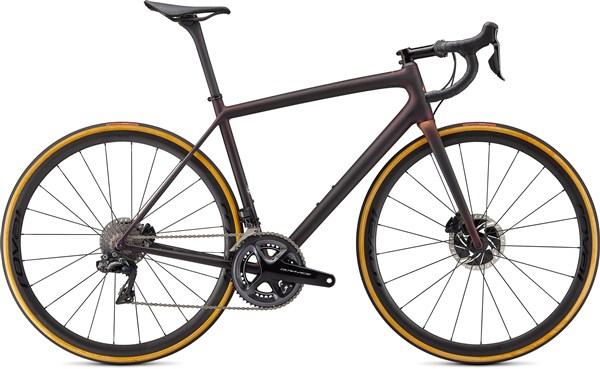 Specialized S-Works Aethos Dura Ace Di2 2021 - Road Bike