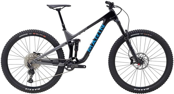 "Marin Alpine Trail Carbon 1 29"" Mountain Bike 2021 - Enduro Full Suspension MTB"
