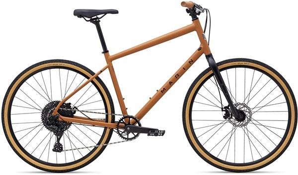 Marin Kentfield 2 2021 - Hybrid Sports Bike