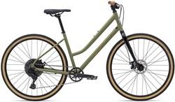 Product image for Marin Kentfield 2 Stepthrough 2021 - Hybrid Sports Bike