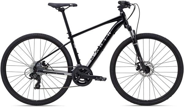 Marin San Anselmo DS1 2021 - Hybrid Sports Bike