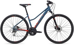 Marin San Anselmo DS2 2021 - Hybrid Sports Bike