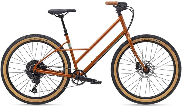 Marin Larkspur 2 2021 - Hybrid Sports Bike