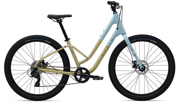 "Marin Stinson 1 Stepthrough 27.5"" 2021 - Hybrid Sports Bike"
