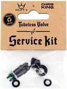 Peatys Chris King (MK2) Tubeless Valve Service Kit