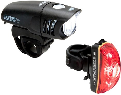 NiteRider Niteridermako 250/Cherrybomb 100 Combo Light Set