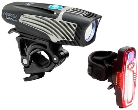 NiteRider Lumina 1000 Boost/Sabre 110 Combo Light Set