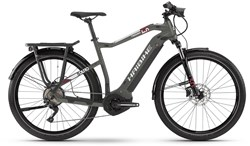 Haibike SDuro Trekking 4.0 2021 - Electric Hybrid Bike