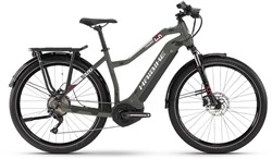 Haibike SDURO Trekking 4.0 Womens 2021 - Electric Hybrid Bike