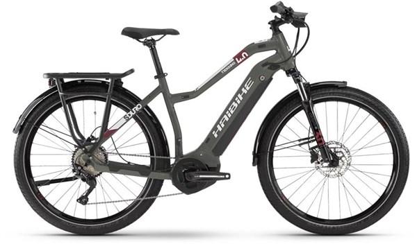 Haibike SDuro Trekking 4.0 Womens 2021 - Electric Hybrid Bike