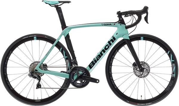 Bianchi Oltre XR3 Disc Ultegra  2021 - Road Bike