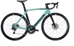 Product image for Bianchi Oltre XR4 Disc Ultegra Di2  2021 - Road Bike