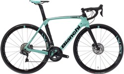 Product image for Bianchi Oltre XR3 Disc Ultegra Di2  2021 - Road Bike