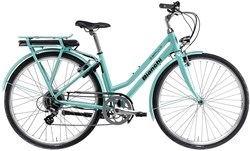 Product image for Bianchi E-Spillo Classic Womens 2021 - Electric Hybrid Bike