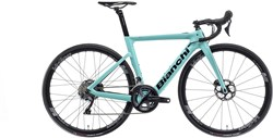 Bianchi Aria e-Road Ultegra 2021 - Electric Road Bike