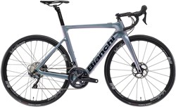 Bianchi Aria e-Road Ultegra 2021 - Electric Road Bike