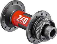 Product image for DT Swiss 240 EXP Classic Front Disc Centre-Lock Hub