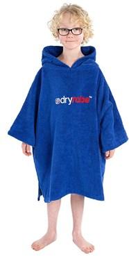 Dryrobe Organic Cotton Childrens Short Sleeve Towel Robe