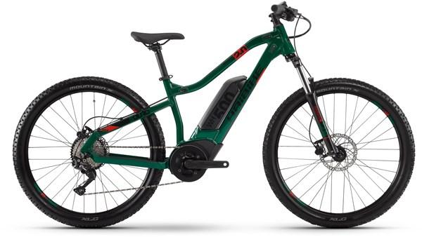 Haibike SDURO Hardseven Life 2.0 2020 - Electric Mountain Bike