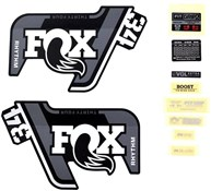 Product image for Fox Racing Shox 34 Rhythm 150 29 Decal set