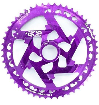 E-Thirteen Helix 12 Speed Cassette with Steel Replacement Clusters