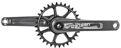 Product image for E-Thirteen TRS Plus Crank - No BB, No Ring - Standard Decals