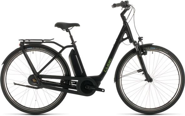 Cube Town Hybrid Pro 500 Easy Entry 2021 - Electric Hybrid Bike