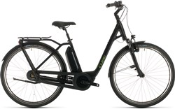 Cube Town Hybrid Pro 500 Easy Entry 2021 - Electric Hybrid Bike