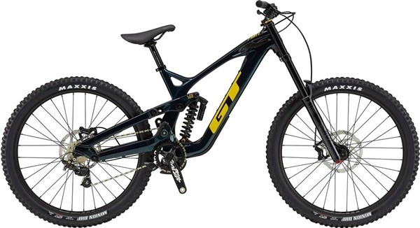 "GT Fury Expert 27.5"" - Nearly New - M 2021 - Downhill Full Suspension MTB Bike"