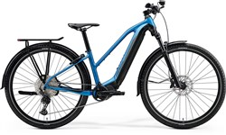 Merida eBig Tour 600EQ 2021 - Electric Hybrid Bike
