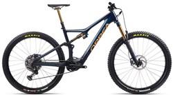 """Orbea Rise M-Team 29"""" 2021 - Electric Mountain Bike"""