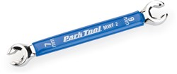 Park Tool MWF-2 - Metric Flare Wrench 7mm/9mm