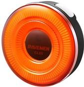 Ravemen CL05 USB Rechargeable Lightweight Sensored Rear Light - 30 Lumens