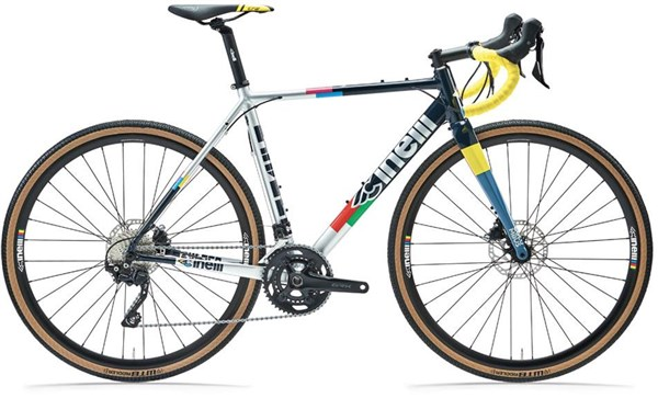 Cinelli Zydeco Full Colour GRX 2021 - Gravel Bike